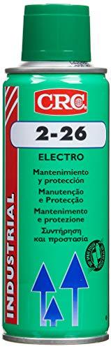 CRC - Spray Dieléctrico De Mantenimiento Para Equipos Eléctricos 2-26 200 Ml
