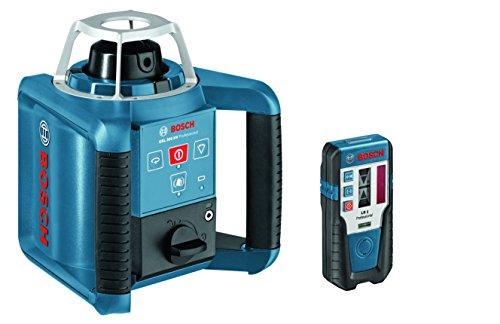 Bosch Professional 061599405U Professional + +GRL 300 HV+RC1+WM4+LR1+BT170 HD+GR, 9 V, Blau