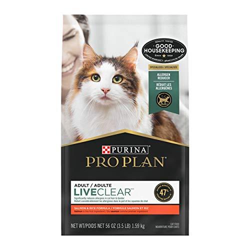 Purina Pro Plan Allergen Reducing, High Protein...