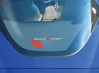 Corvette Rear Cargo Shade : Grand Sport