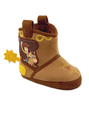 Kids Slipper Cowboy Boots