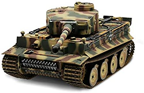 Unbekannt RC Panzer Torro 1 16 RC Tiger I Frühe AUSF. tarn IR