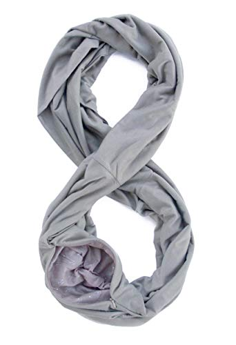 TRAVEL SCARF by WAYPOINT GOODS // Luxury Infinity...