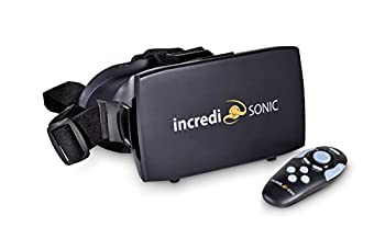 IncrediSonic VR Headset and Remote Control