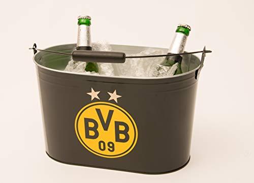 Unbekkant Borussia Dortmund BVB Fanartikel Flaschenträger, Eistonne