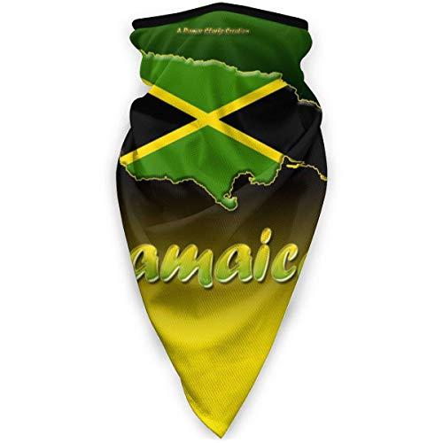 KKs-Shop Jamaica Balaclava Stirnband Winddicht verstellbarer Gesichtsschal Halswärmer Schal Bandana Für Unisex