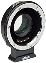 Metabones T Speed Booster Ultra 0.71x Adapter for Canon EF Lens to BMPCC4K Camera