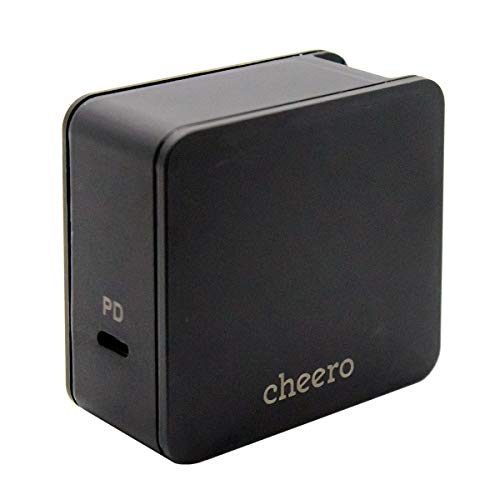 cheero『USB-C PD Charger 45W(CHE-326)』