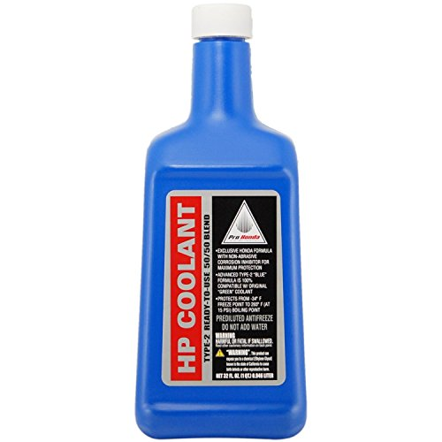best motorcycle engine coolant