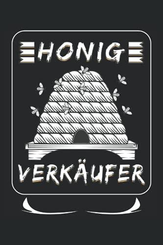 HONIG DEALER: Liniert, kariert und punktiertes Notizbuch-Tagebuch bzw. Übungsbuch mit 120 Seiten