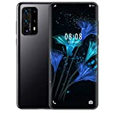 Teléfono Móvil Libre, P41 Pro Android 10 5G Smartphone Libre, 8GB RAM 512GB ROM Smartphone, Pantalla 6.7' Water-Drop Screen Movil, 24MP 13MP, Dual SIM, Face ID, GPS, Bluetooth