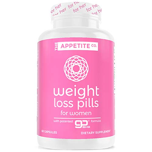 Weight Loss Pills for Women - Appetite Suppressant for Weight Loss for Women - Keto Pills - Diet Pills That Work - 60 Capsules Product Name