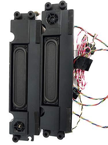 XVT3D554SV Speakers Set # 0335_ 2508-1512 Box 2010-09-29