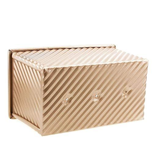 Hemoton 450 G - Caja de pan para hornear y hornear con...