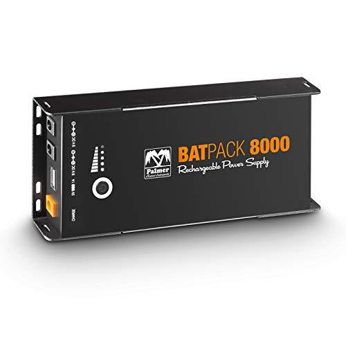 Palmer Batpack 8000 - Akku für Pedalboards 8000mAh