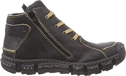 Rovers Unisex-Erwachsene Kurzschaft Stiefel, Schwarz (London Negro), 38 EU