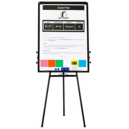Rotafolios/ Flipchart Set - 100x70cm Grande Pizarra Blanca M