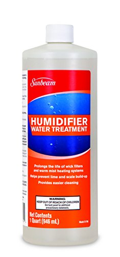 Sunbeam Humidifier Water Treatment Solution 32 oz, S1706PDQ-U
