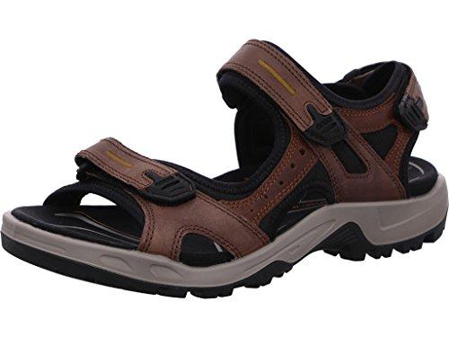 ECCO Zapatillas Offroad para hombre., color Marrón, talla 46 EU