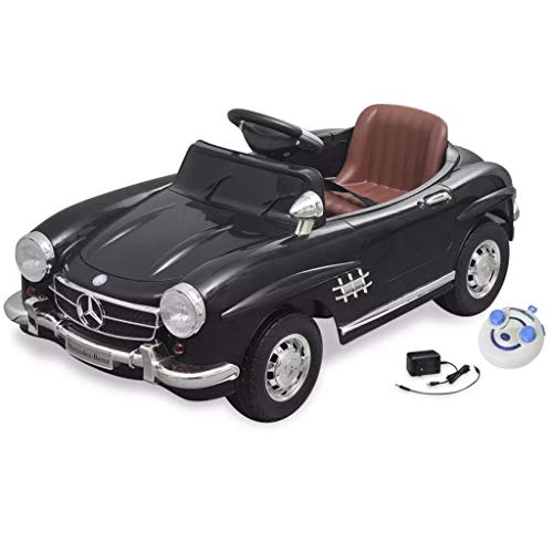 vidaXL Elektro Kinder Auto Lizenz Mercedes-Benz 300SL Fahrzeug mit Fernbedienung