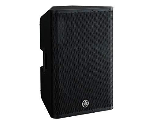 "Yamaha DXR15MKII, 15"" 1100W Powered Speaker Cabinet"