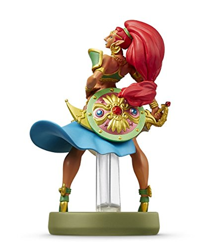 Amiibo Urbosa - Legend of Zelda Breath of the Wild series Ver. [Switch / Wii U] [Japanese Import] [video game] …