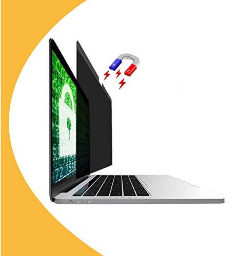Olnema magnétique Filtre de confidentialité compatible avec Apple MacBook Air 13 & Pro 13 Touchbar (2016-2020) Privacy Screen filter I Anti-Spy 13,3 pouces Amovible et réutilisable