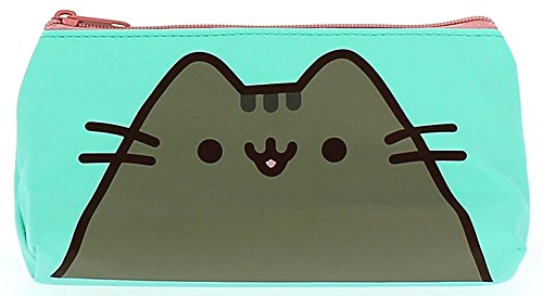Pusheen® Pencil Case (Aqua)