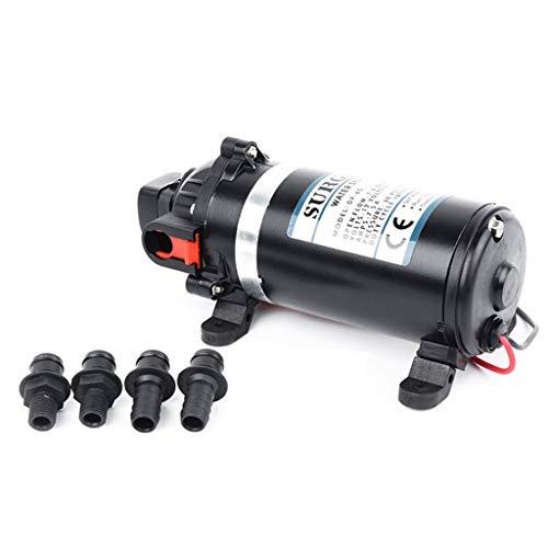 /étanche FORNORM Pompe Submersible Pompe /à Eau 12V pour Jardin de Camping caravaning 10-20 L//Min