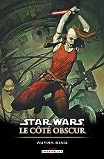 Star Wars - Le côté obscur T08 - Aurra sing de TIMOTHY TRUMAN+FABBRI-D