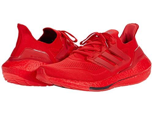 adidas Mens Ultraboost 21 Vivid Red/Vivid Red/Black 8.5