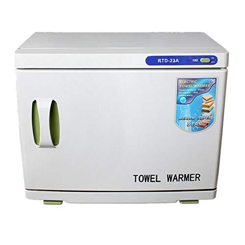 Ciaer 2-in-1 handdoek, sterilisator, 23 liter, uv-handdoek, warme sterilisator, voor thuis, gezicht, huid, spa-gereedschap, haarschoonheidssalon-uitrusting