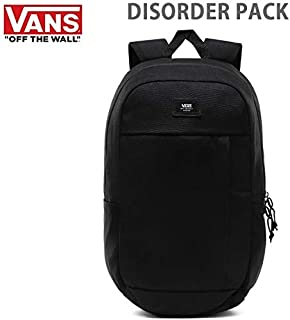 バンズ VANS リュック DISORDER BACKPACK/ブラック (VNOA3168) バッグ バンズ ヴァンズ日本正規品【C1】