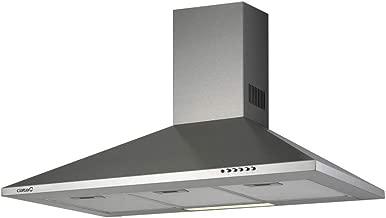 CATA V 700 420 m³/h De pared Acero inoxidable C - Campana (420 m³/h, Canalizado/Recirculación, E, E, D, 65 dB): Amazon.es: Grandes electrodomésticos