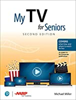 My TV for Seniors, 2nd Edition Front Cover