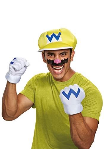 Disguise Adult Wario Kit