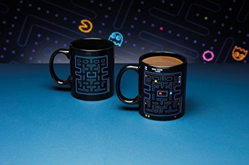 41yJdeQUUVL Original diseño de Pac-Man Arcade Maze Clásico Carácter iconos y Pellets aparecen cuando está caliente Gran regalo para cualquier fan de Juego