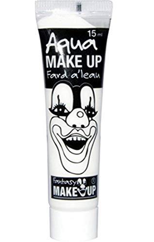 Tube Maquillage à Eau Blanc