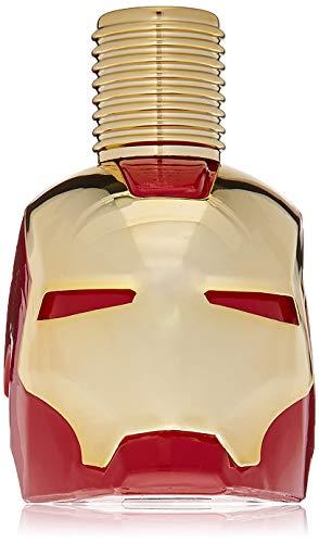 MATTEL Iron Man Eau de Toilette Spray for Men, 3.4 Ounce