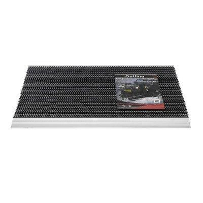 Hamat deurmat Outline, afmetingen: 385 x 600 mm,