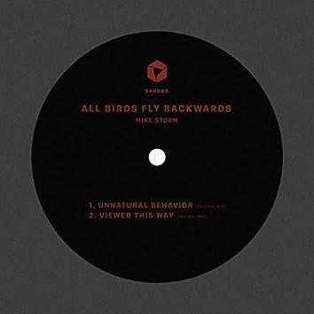 All Birds Fly Backwards