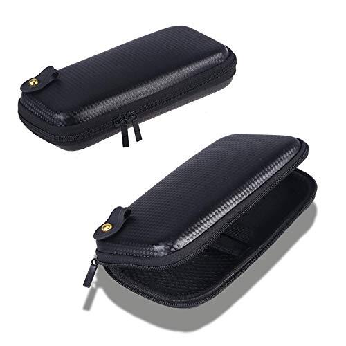2 Piezas Mini Bolsa de Transporte Caja de EVA Kit de Herramientas...