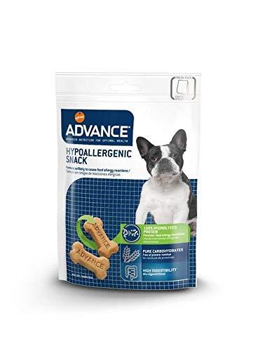 Affinity Advance - Snack para Perros Adultos pequeños, medianos y Grandes Advance Hypoallergenic 150 gr 🔥