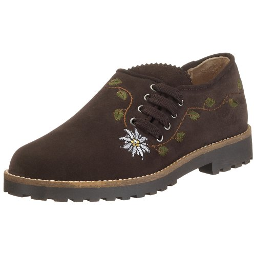 Diavolezza Damen HEMMA Derby, Braun (Brown), 40 EU