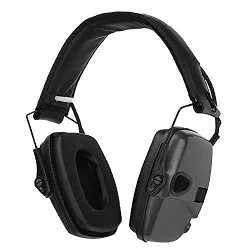 Ear Protection For Shooting Range, Electronic Hearing Protection Electronic...