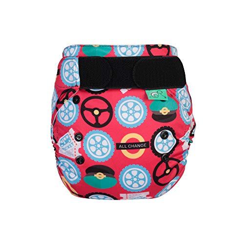 TOTSBOTS EasyFit Star Wiederverwendbare Windel – Unsere Premium Stoffwindeln verwöhnen Babys jeder Größe von Neugeborenen bis hin zu einem Töpfchentraining Kleinkind in einfach zu waschender Stil