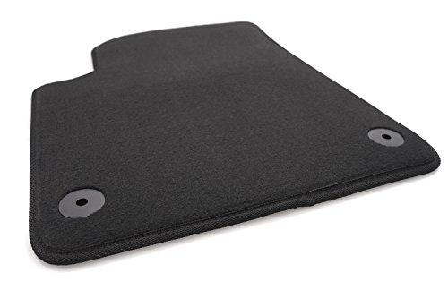 Fussmatte passend für Up & Cross Up Velours Automatte Fahrermatte, Automatte, Schwarz, Befestigung