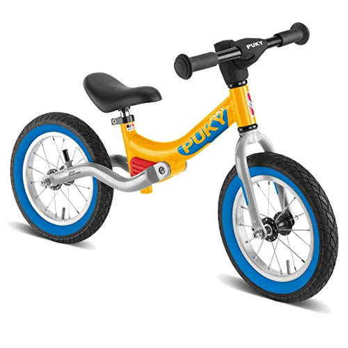Puky Laufrad LR Splash mit Aheadset-Vorbau gelb/blau 4088 Lernlaufrad