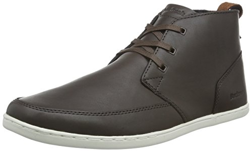 Boxfresh Herren SYMMONS High-Top, Braun (Dark Brown), 44 EU