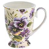 Maxwell & Williams Royal Old England Kaffeebecher, Porzellan, Mehrfarbig, 11,5 x 8,5 x 10,5